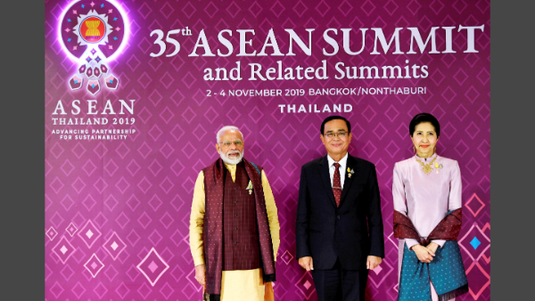 16th ASEAN-India Summit