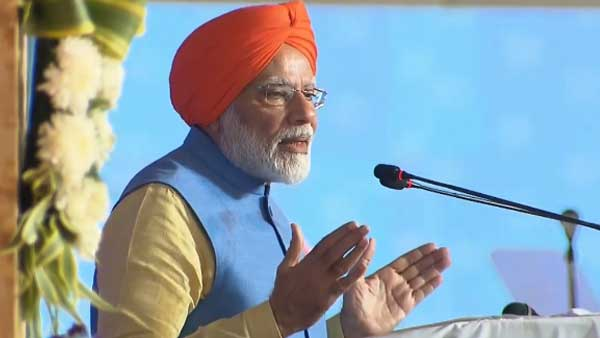 PM Modi inaugurates Kartarpur Corridor, thanks Imran Khan for respecting Indias sentiments