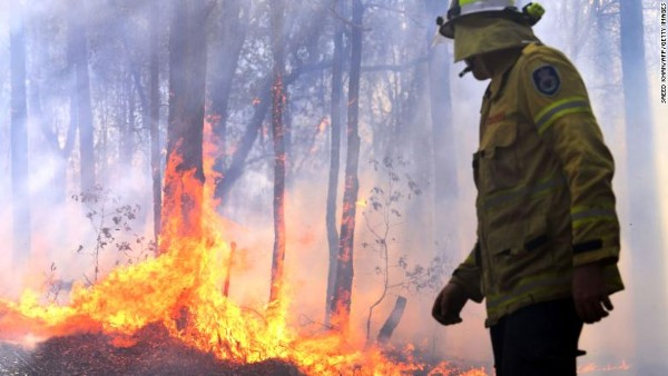 In just a week, wildfires burn 1 million acres in California