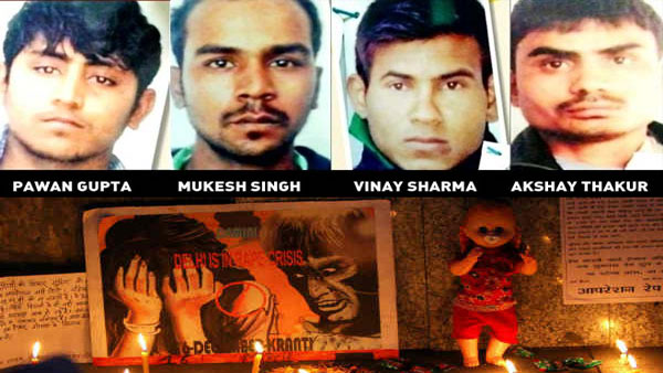 Nirbhaya convicts have 7 days to file mercy plea or else they will hang at the gallows
