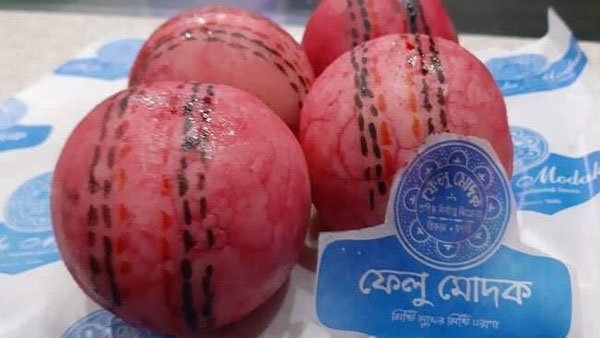 Sweet turns pink in Kolkata