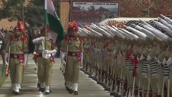 History made: J&K police take oath under Indian Constitution for the first time
