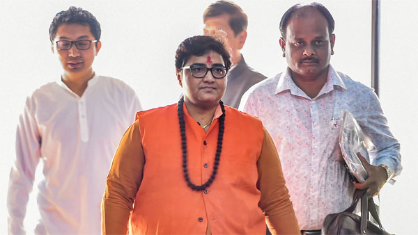 Godse remark: Pragya Thakur axed from Parliament's defence panel