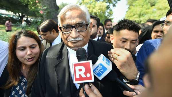 Ayodhya case: Senior advocate Rajeev Dhavan draws praise for his arguments in land dispute