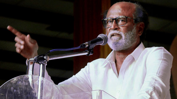 File photo of Rajinikanth