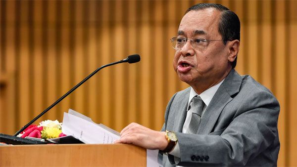 Why no questions are asked to retired activist judges: Former CJI Gogoi