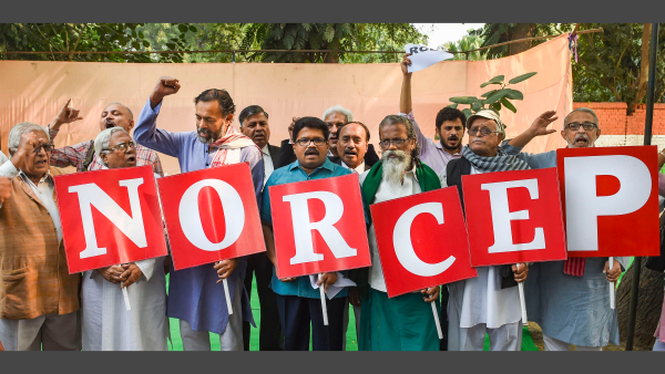 [IIFT, FIEO, Experts, Swadeshi Jagran Manch hail Modi govt decision to not join RCEP]