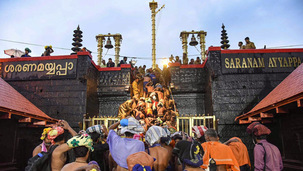 Leaders across parties welcome SC decision to refer Sabarimala case to larger bench
