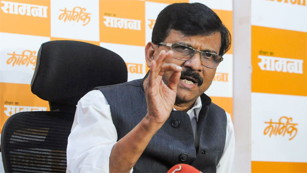 File photo of Sanjay Raut