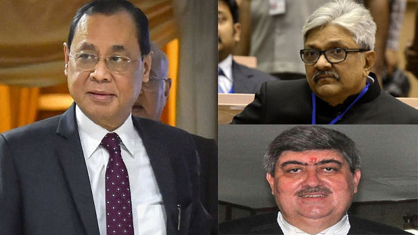 Judges who will deliver the Rafale review verdict