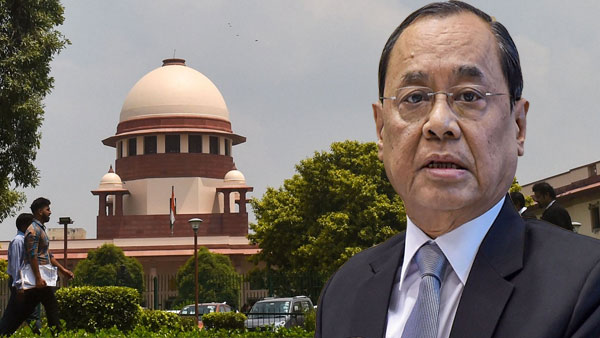 Justice Ranjan Gogoi maintains the precedent of retiring in style with big verdicts