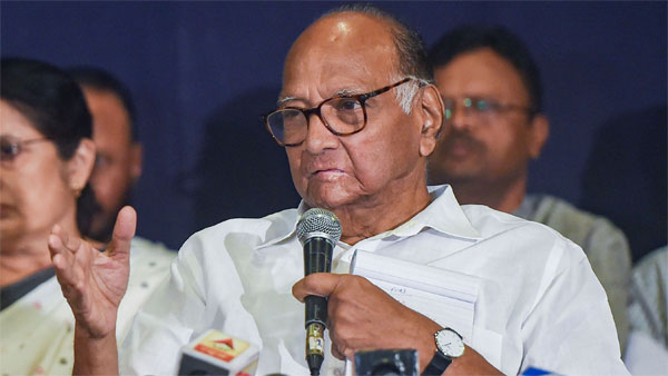 NCP, Sena, Congress will form government in Maharashtra: Sharad Pawar