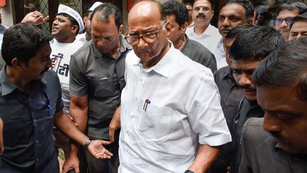 ['Sharad Pawar won't be next Maharashtra CM, it will be from Shiv Sena']