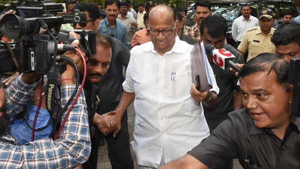 No mid-term polls; Sena-NCP-Cong govt to last 5 years, says Sharad Pawar