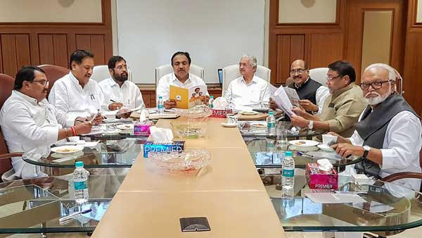 [Maharshtra Govt formation: Shiv Sena-NCP-Congress alliance to meet Governor today]