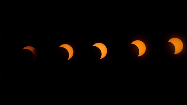 Annular Solar Eclipse Date and Time in India