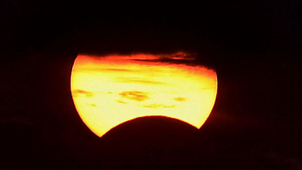 What is Annular Solar Eclipse?