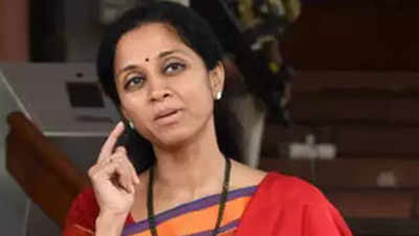 Best gift on Constitution Day: Supriya Sule