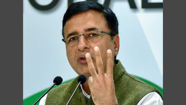 [BJP was set to sign RCEP, our 'forceful opposition' ensured that govt backs out: Surjewala]