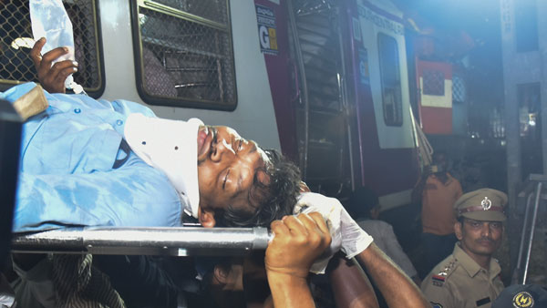 Hyderabad train collision: MMTS loco pilot, rescued from mangled cabin, recovering