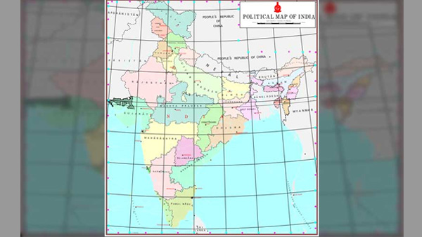 India gets new map: Complete list of Indian States and UTs