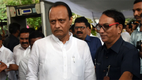 Ajit Pawar gets clean chit in Vidarbha Irrigation case