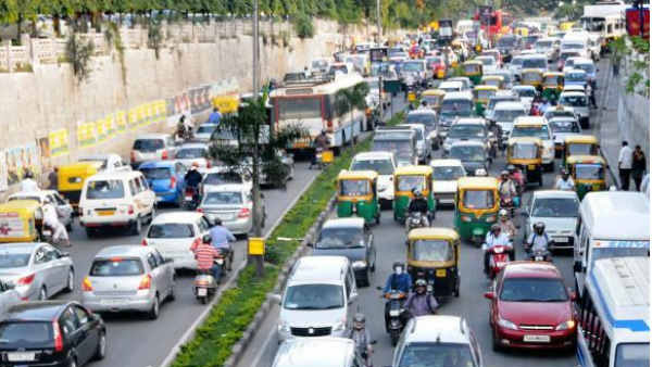 #BangaloreTraffic trends on Twitter as commuters share their traffic woes