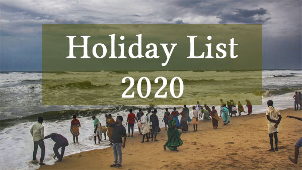Holiday List 2020: Public Holidays in India