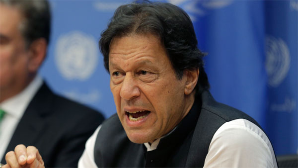 Imran Khan asks international community to press India to lift Kashmir restrictions