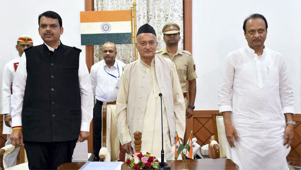 Maharashtra: The numbers and how many from NCP would BJP need for majority