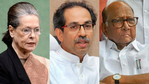 Differences ironed out: Maharashtra set to witness Sena-NCP-Congress government
