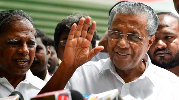Kerala elections 2021: LDF releases manifesto; Assures pension to all housewives