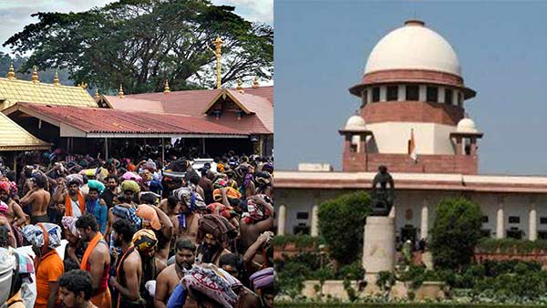Won't pass orders on entry of two women into Sabarimala, issue is emotive says SC