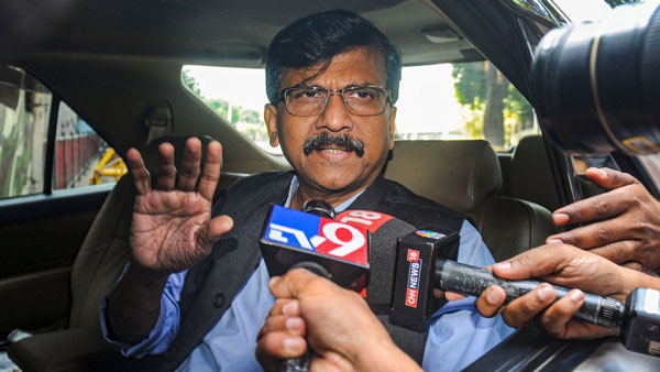 Will invite Cong, NCP to join Thackeray on Ayodhya visit: Sanjay Raut
