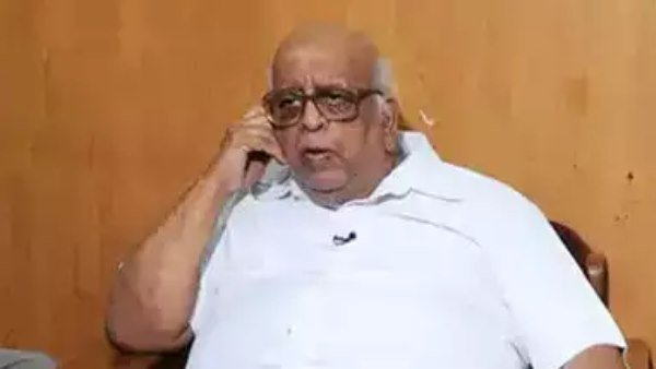 Legendary poll reformer TN Seshan dies at 86