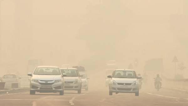 Delhi air quality Severe today