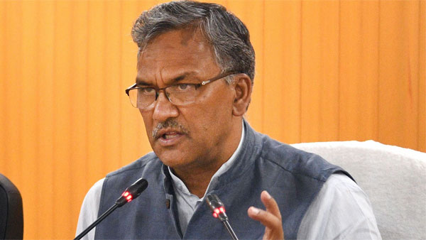 Uttarakhand CM Trivendra Singh Rawat in Delhi to meet BJP leadership
