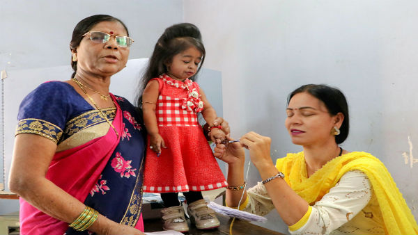 Worlds shortest woman Jyoti Amges house burgled in Nagpur