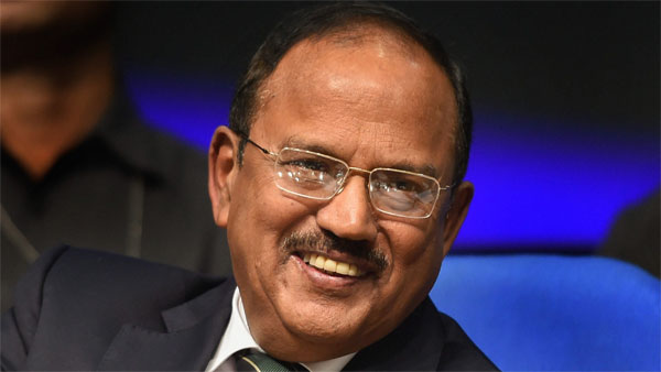 NSA Ajit Doval lauds UP govt for maintaining peace, harmony post Ayodhya verdict