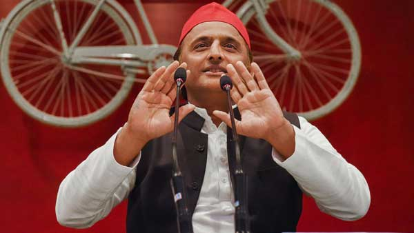 'Get out, You could be from BJP, RSS': Akhilesh to doctor while meeting patients in Kannauj