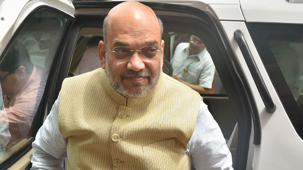 After Delhi exit polls, Amit Shah set to meet party MPs
