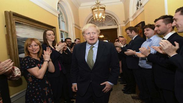Shared climate vision on visit agenda with friend PM Modi: UK PM Boris Johnson