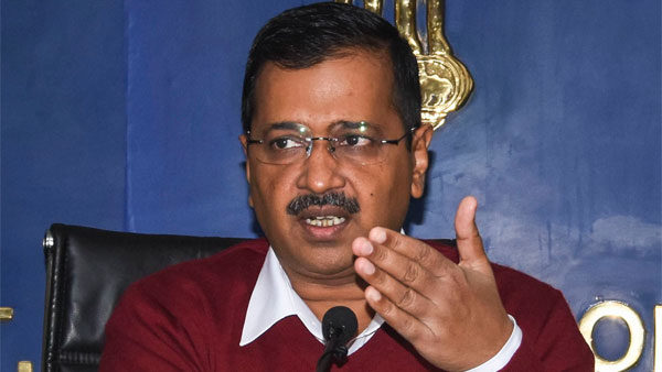 Violence due to fear of defeat in Delhi polls says Kejriwal