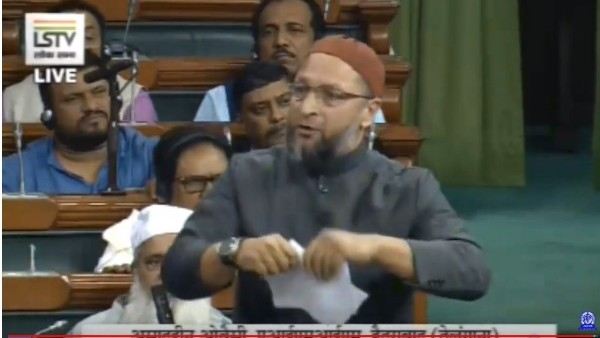 Asaduddin Owaisi moves Supreme Court against citizenship bill
