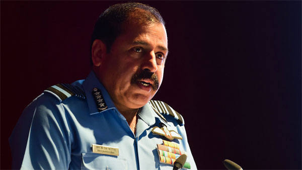 Air Chief Marshal RKS Bhaduria