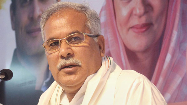 Amit Shah's 100 plus target in Assam is meant for us: Baghel