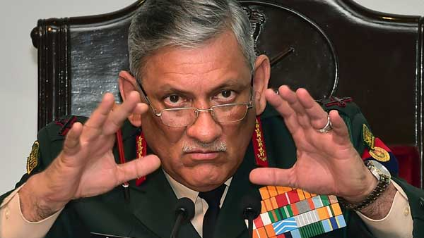 Will plan strategy after I take over: General Bipin Rawat on new role as first CDS