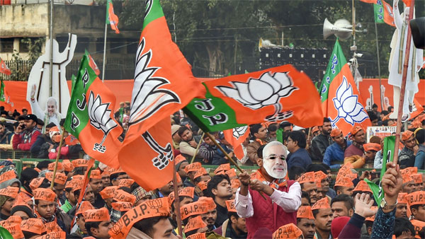 BJP income doubles to Rs 2,410 crore in 2018-19