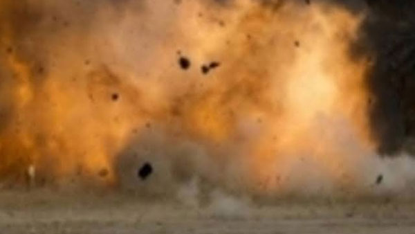 Explosion in UP fireworks factory kills 5