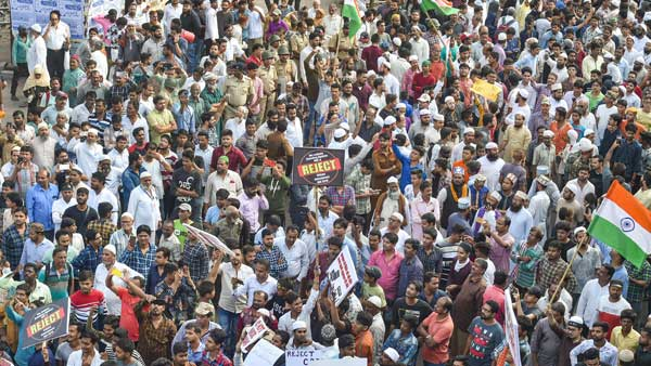 Anti-CAA protest in Gujarat: Cong corporator among 49 held for 'attack' on cops